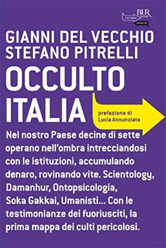 """Libro: """"Occulto Italia"""""""