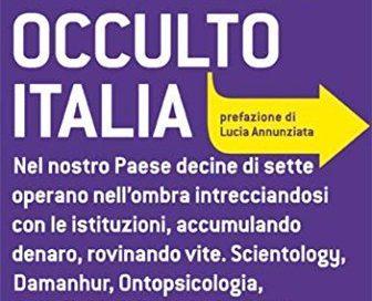 Libro Occulto Italia (copertina)