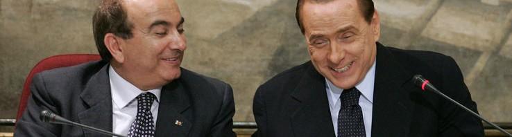 Sen. Scilipoti Isgrò e Silvio BERLUSCONI